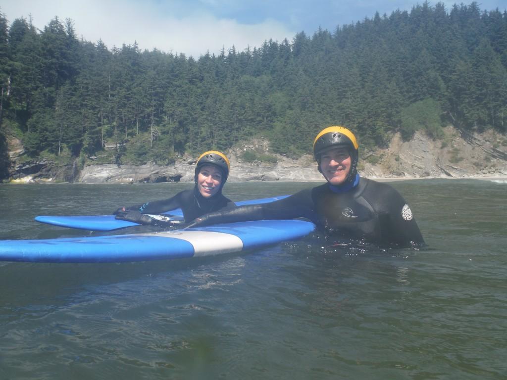 Couples Surf Weekender Getaway